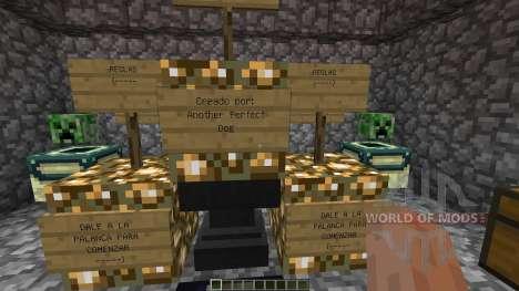 HARDCORE MAP: Minecraft Battle Coliseum for Minecraft