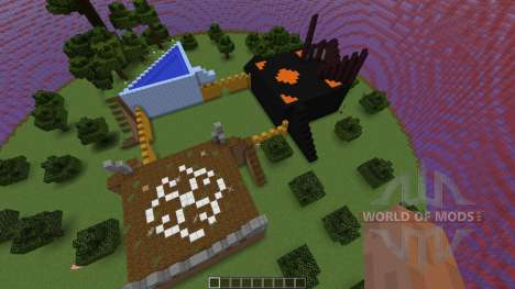 Elemental Deathmatch for Minecraft