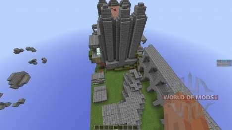 Super Smash Bros Melee for Minecraft