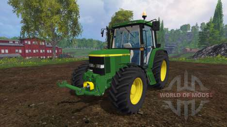 John Deere 6410 for Farming Simulator 2015