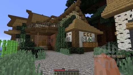 Medieval Fantasy Building Pack 2 Minecraft for Minecraft