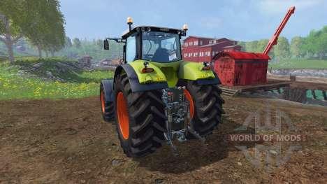 CLAAS Axion 950 [washable] for Farming Simulator 2015