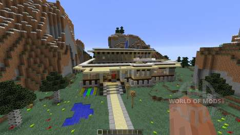 spoodles Mansion for Minecraft
