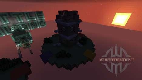 Battle Island v1.3 for Minecraft
