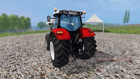 Steyr CVT 6160 v1.1 for Farming Simulator 2015
