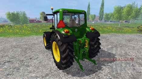 John Deere 6430 for Farming Simulator 2015