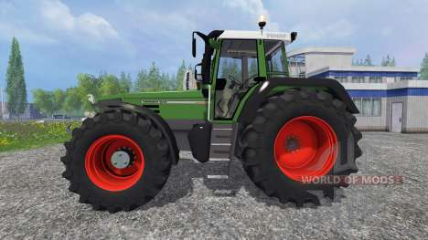 Fendt Favorit 824 v2.0 for Farming Simulator 2015