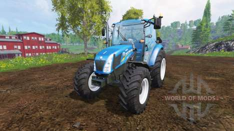 New Holland T4.115 for Farming Simulator 2015