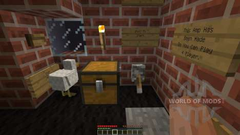 Just Doing My 3 Jobs Part 2 for Minecraft