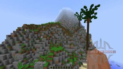 Elrinir Island [1.8][1.8.8] for Minecraft