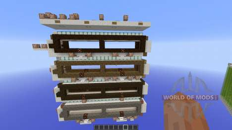 The Social Experiment for Minecraft