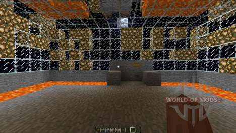 5 Layer PvP Arena for Minecraft