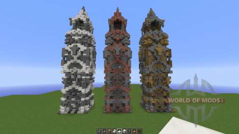 Tower Pack for Minecraft