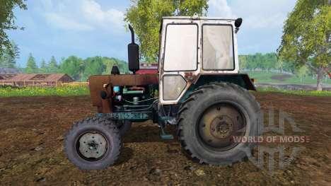 UMZ-CL v2.0 for Farming Simulator 2015