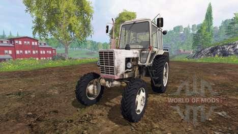 MTZ-80 v2.1 for Farming Simulator 2015