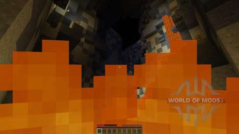 AdventureMap The Temple of the Knaaren for Minecraft