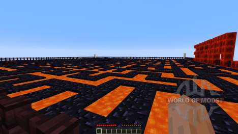 Hell Maze for Minecraft