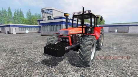 Zetor ZTS 16245 for Farming Simulator 2015