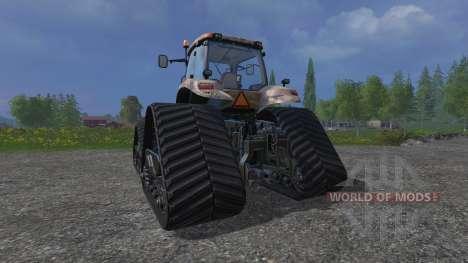 Case IH Magnum CVX 380 Quadtrac v1.2 for Farming Simulator 2015
