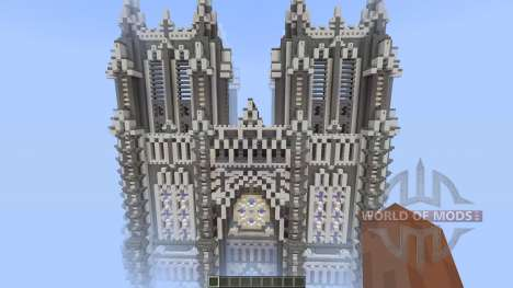 17th Century Cathedral [1.8][1.8.8] for Minecraft