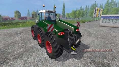 Fendt TriSix Vario for Farming Simulator 2015