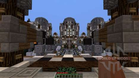 Server SpawnHub for Minecraft