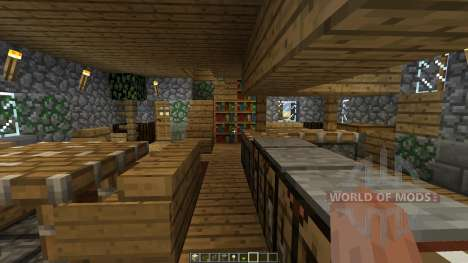 The Burrow for Minecraft