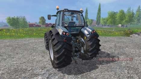 Deutz-Fahr Agrotron 7250 TTV warrior v3.0 for Farming Simulator 2015