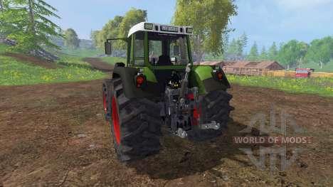 Fendt 930 Vario TMS v2.5 for Farming Simulator 2015