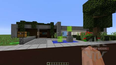 Nova - Modern House for Minecraft