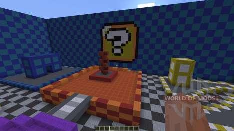 Mario Kart Wii Block Plaza Remake for Minecraft