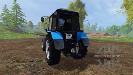 MTZ-892 v1.5 for Farming Simulator 2015