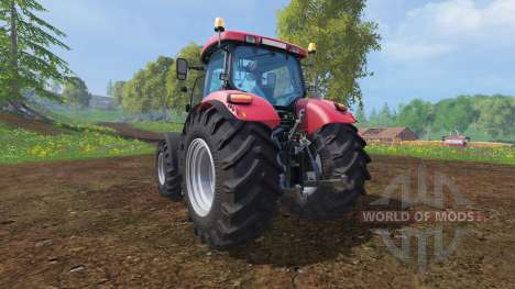 Case IH Puma CVX 180 for Farming Simulator 2015