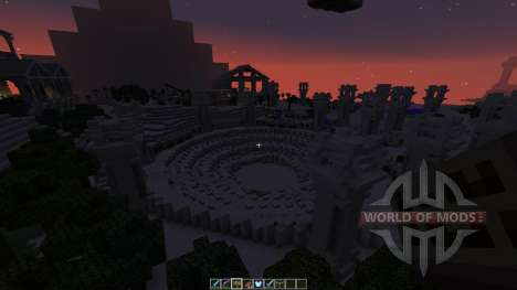 Egyptian Map for Minecraft