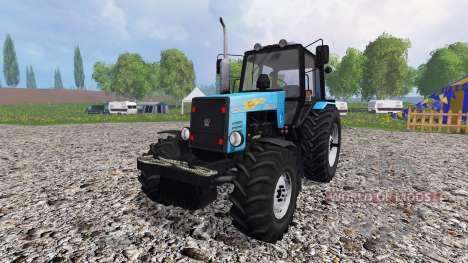 MTZ-V Belarus v4.0 for Farming Simulator 2015