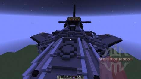 THUNDERBOLT FIGHTER for Minecraft