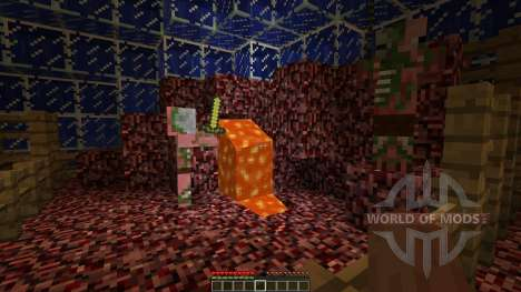 Skrach UnderWater [1.8][1.8.8] for Minecraft
