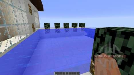Modern Minecraft Home for Minecraft