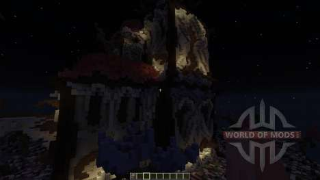 Stalram the flower palace [1.8][1.8.8] for Minecraft