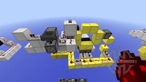 Secret Elevator EntranceExit for Minecraft