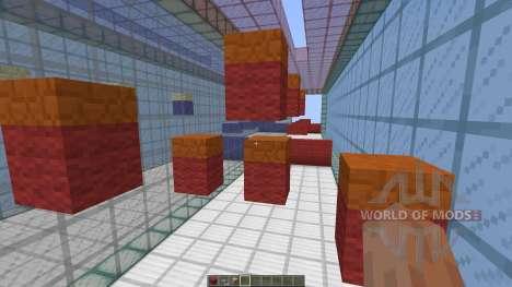 Lane Parkour [1.8][1.8.8] for Minecraft