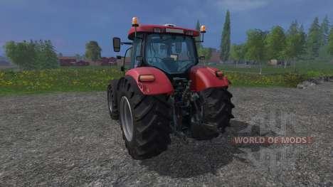 Case IH Puma CVX 160 v1.2 for Farming Simulator 2015