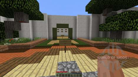 Team Game Mania for Minecraft