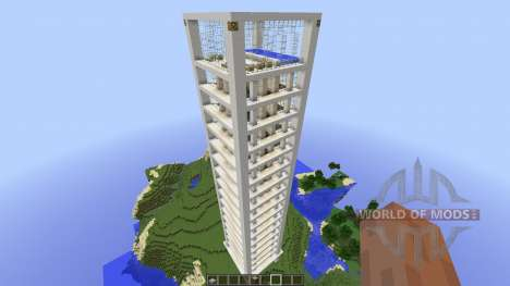 Waterfront Luxury Apartment [1.8][1.8.8] for Minecraft
