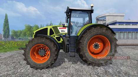 CLAAS Axion 950 v5.1 for Farming Simulator 2015