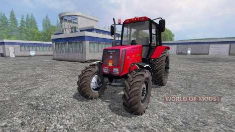 Belarusian-826 for Farming Simulator 2015