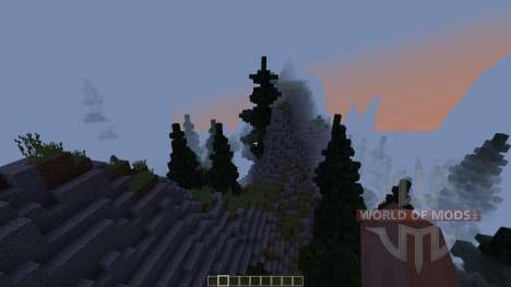 Lindholmen Recreation of real island[1.8][1.8.8] for Minecraft