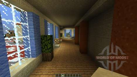 Villa Leopolda for Minecraft