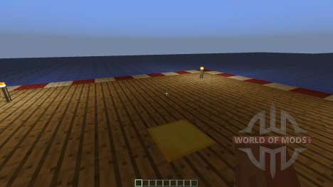 Ultimate Creative World super water for Minecraft