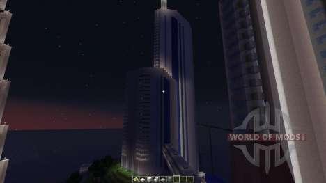 Future CITY for Minecraft